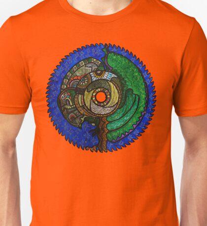 Tree Saw Blade (saw blade #3) Unisex T-Shirt