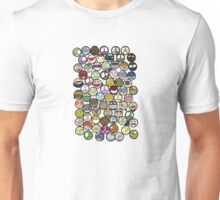 Seventy-Three Faces T-Shirt