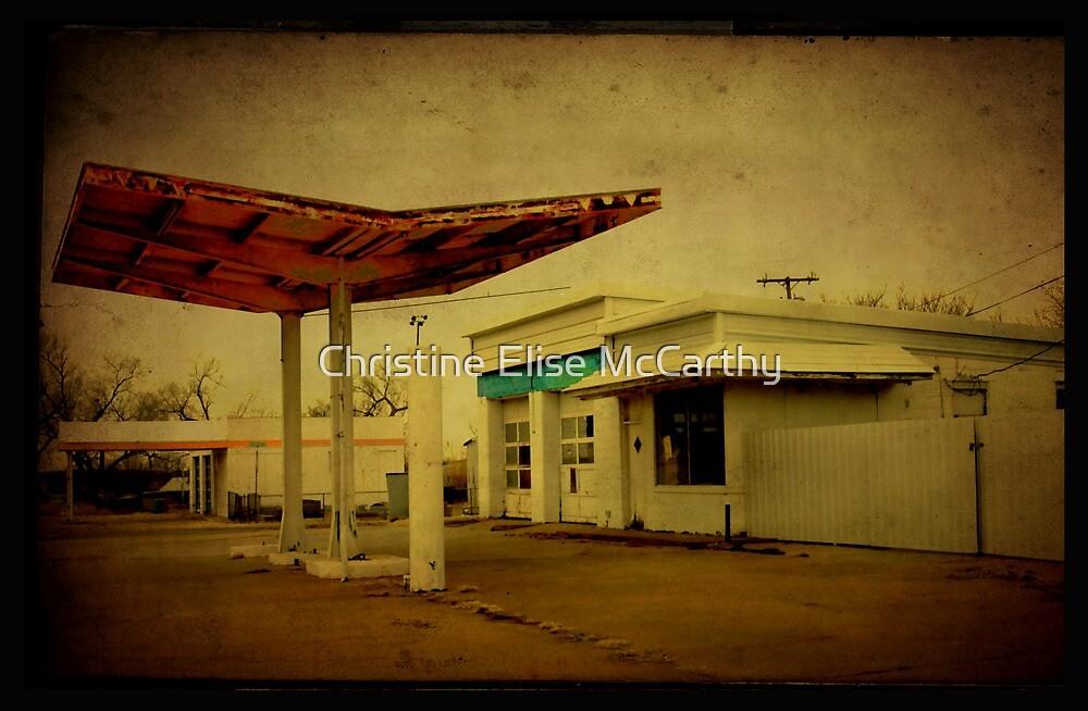 Sayre, Oklahoma by Christine Elise McCarthy