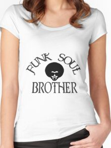 Funk Soul Brother Women's Fitted Scoop T-Shirt
