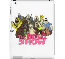 big lez show iPad Case/Skin