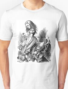 Why are you do down, Alice? T-Shirt