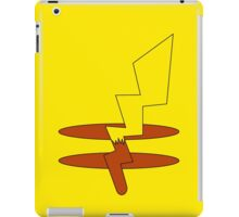 Pikachu's Tail iPad Case/Skin