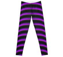 Exoskeleton Leggings - Violet Leggings