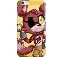 Foxy The Pirate Fox iPhone Case/Skin