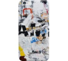 Fame iPhone Case/Skin