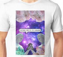 SATAN SAYZ Unisex T-Shirt