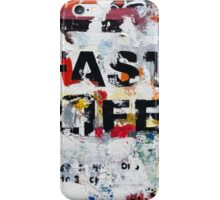 Fast Life iPhone Case/Skin