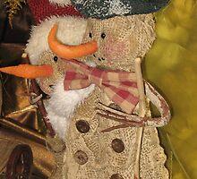 Frosty and Friend  by JenniferSavage