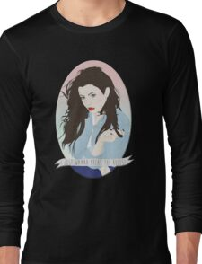 CHARLI XCX [BREAK THE RULES] Long Sleeve T-Shirt