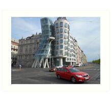 Amazing architecture Art Print