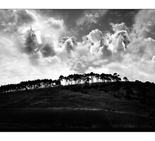 Cloudscape - 1 by MoGeoPhoto