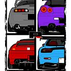 Japans Finest by projectred