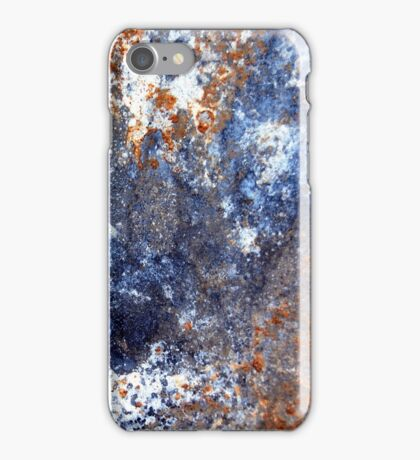 Muddy Blues iPhone Case/Skin