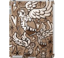 (Sepia) Wings of Desire iPad Case/Skin