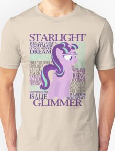 The Many Words of Starlight Glimmer T-Shirt