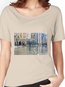 Down Pour - Ottawa Women's Relaxed Fit T-Shirt