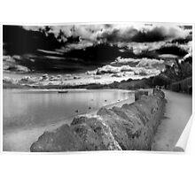 Tranquil Loch Poster