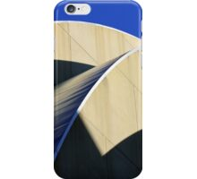 Kauffman Center Curves and Shadows iPhone Case/Skin