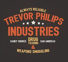 Trevor Philips Industries by PossiblySatan