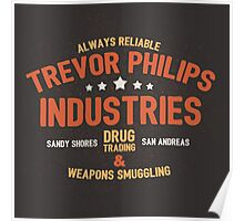 Trevor Philips Industries Poster