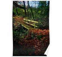 Autumnal Wonderland Poster