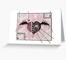 Androgenous II Greeting Card