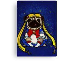 Sailor Pug Canvas Print
