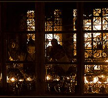 PRAYER LAMPS by manumint