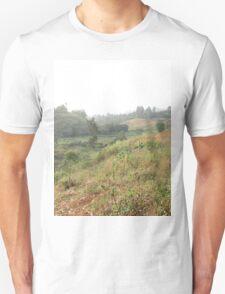 a historic Cameroon landscape T-Shirt