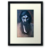 Rasputin Ale Framed Print