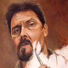 Self Portrait of A.F.Branco by A. F. Branco