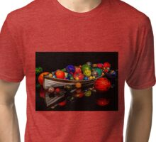 Boat Of Floats Tri-blend T-Shirt