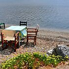 SKIATHOS - Ready for lunch! by Daniela Cifarelli