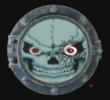 PORT HOLE / SKULL by roadie