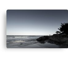 Coolum- After Sunset Canvas Print