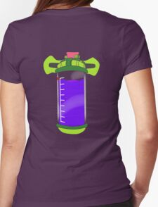Clear Ink Pack - Purple Womens Fitted T-Shirt