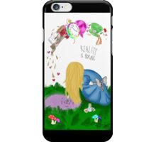 Reality is Boring iPhone Case/Skin