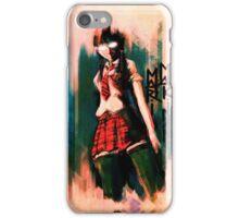 Mari Makinami Evangelion Anime Tra Digital Painting  iPhone Case/Skin