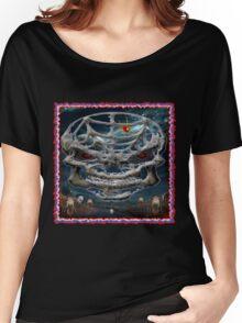 SKULL / TWILIGHT ZONE Women's Relaxed Fit T-Shirt