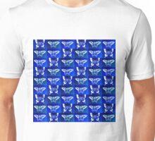 Blue Butterfly Fantasy Unisex T-Shirt