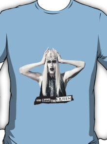 "Sharon Needles ""God Save The Queen"" T-Shirt"