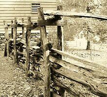 Split Rail Fence by clmustin