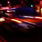 Traffic by Wayne Gerard Trotman