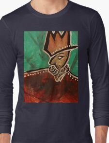 Crown of What? Long Sleeve T-Shirt