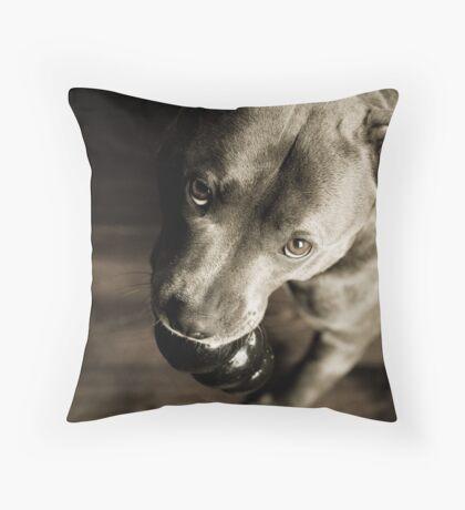 I loves my Kong Throw Pillow