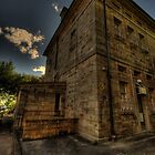 Ward 3 - Tarban Creek Lunatic Asylum - Gladesville - The HDR Experience by Philip Johnson
