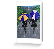 Sisterly Love 2 Greeting Card