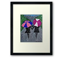 Sisterly Love 3 Framed Print