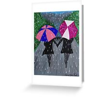 Sisterly Love 3 Greeting Card